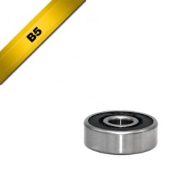 BLACK BEARING B5 roulement 627 2RS