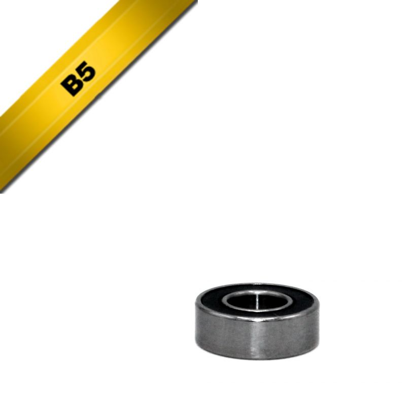 BLACK BEARING B5 roulement 686 2RS