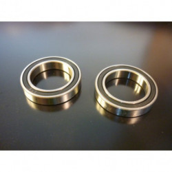 SKF roulement à billes 61901-2RS1 / 6901-2RS1